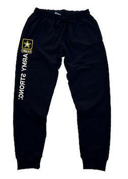 New Men's Army Strong Jogger Training pants sweatpants marin