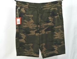 NEW Mossimo Men's Basil Camo shorts SIZE M 100% Cotton - swe