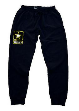 New Men's US Army Logo Jogger Training pants sweatpants mari