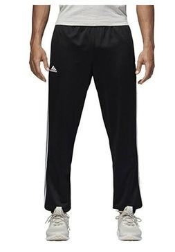 NEW Adidas Mens Athletics Essential Stripe SweatPants Black/