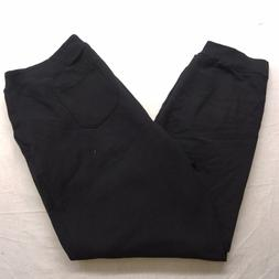 New Polo Ralph Lauren Mens Black Sweatpants Running Athletic