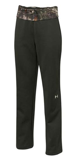 New Under Armour Storm 1 Mossy Oak Camo Women's Yoga Pants S