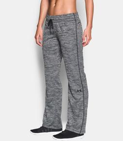 New Under Armour Storm Fleece Sweat Pants 1280696 Black Wome