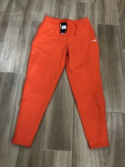 NEW Nike Therma Men's Cuffed Sweatpants Size Medium Ankle