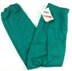NEW Vintage Jerzees Russell 50/50 Blend Sweatpants Adult Lar