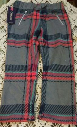 New w/ tag Cherokee girl toddler sweatpants Size:3T