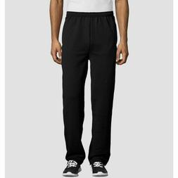 New with Tag! Hanes Men Fleece Sweatpants w/ pockets Comfort