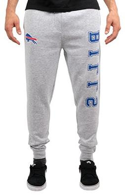 NFL Buffalo Bills Men's Jogger Pants Active Basic Fleece Swe