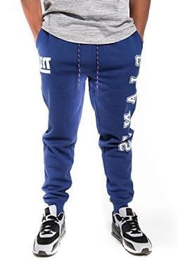 NFL New York Giants Men's Jogger Pants Active Basic Fleece S