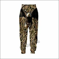 Novelty Streetwear Women Fashion Casual Trousers Unisex Long
