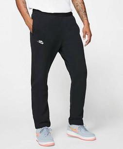 Nike NSW Club Fleece Sweatpants Mens BV2707-010 Black White