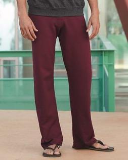 Jerzees - NuBlend® Open Bottom Pocketed Sweatpants - 974MPR
