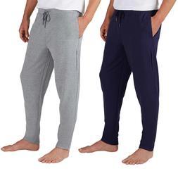 NWT! 2-Pack Eddie Bauer Men's SOFT Jogger Lounge Sweat Pants