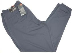 NWT $50 Under Armour Sweat Pants Fitted Gray Athletic Mens S