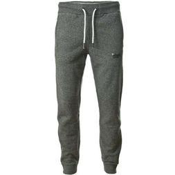 NWT 60$ Superdry Men's Slim Jogger Sweatpants Flint Grey Act