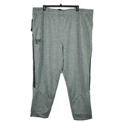 NWT TAPOUT ATHLETIC JOGGER SWEATPANTS HEATHER GRAY BIG & TAL