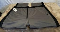 NWT Rocawear Big & Tall Mens SZ 6XB  Gray and Black Athletic