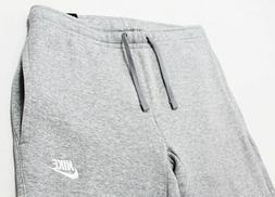 NWT NIKE Club Men's Heather Standard-Fit Fleece Pocket Sweat