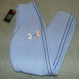 ~NWT Girls UNDER ARMOUR Sweatpants! Size YMD Fitted Nice:)!