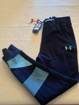 NWT UNDER ARMOUR JOGGERS SWEATPANTS PANTS COLD GEAR LOOSE FI