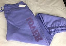 nwt lover sweatpants lavender purple size m