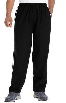 NWT MEN PLUS SİZE Lightweight Jersey Sweat Pants with Strip