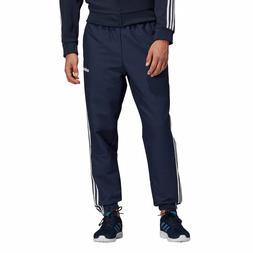 NWT ADIDAS Men's 3 Stripe Track Pant Jogger Sweatpants Navy