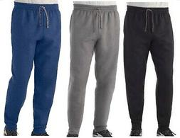 NWT Fruit of the Loom Men's Dual Defense Cuff Bottom Jogger