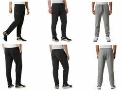 NWT Men's Puma Fleece Sweatpants Cotton Blend Heavyweight Fl