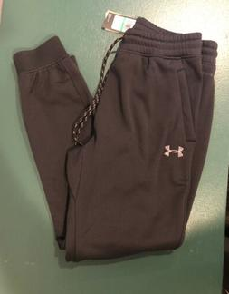~NWT Men's UNDER ARMOUR Storm Sweatpants! Size Large Loose F