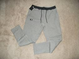 NWT Men's NIKE Sweatpants Gray/Black Style 835864 091, size