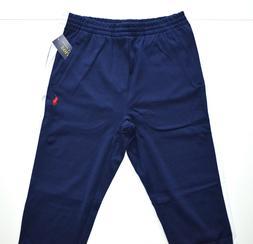 NWT Men's Polo Ralph Lauren Sweatpants Navy Blue, M, Medium