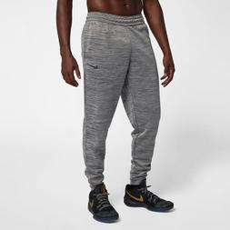 NWT Men NIKE Tech Spotlight Sweatpants Heathered Gray XXL