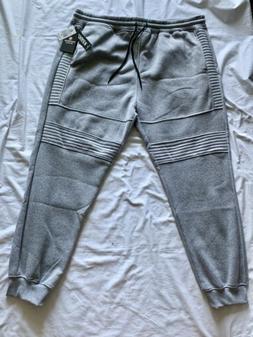NWT - Mens - SOUTHPOLE - Gray - JOGGER - Pants - sz 4XB - Sw
