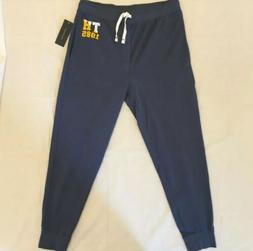 NWT Mens TOMMY Hilfiger Logo Sweatpants - Lounge Sleep Wear-