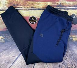 NWT Mens Nike NSW Tech Fleece Tapered Jogger Pants Navy & Bl