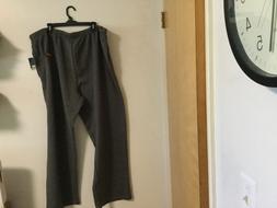 NWT Lee Men's Sweatpants Athletic Gray Size 4XL