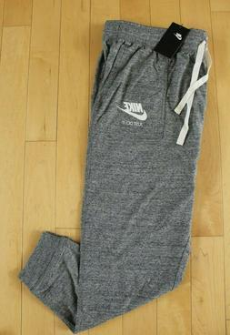 NWT NIKE PLUS Women's JOGGER Sportswear Sweatpants HEATHER B