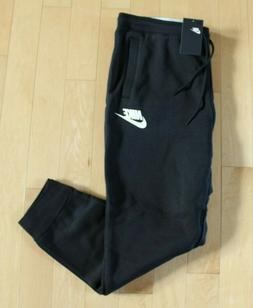 NWT NIKE PLUS Women's Rally Sportswear Jogger Sweatpants BLA