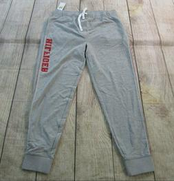 NWT Tommy Hilfiger Sleepwear Sweat Pants Gray Jogger Lounge