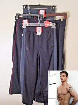 NWT PUMA Sweat Pants Large Extra Large Black Gray Teen Size
