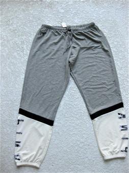 NWT Victoria's Secret PINK Classic Pant Long Sweatpants Logo