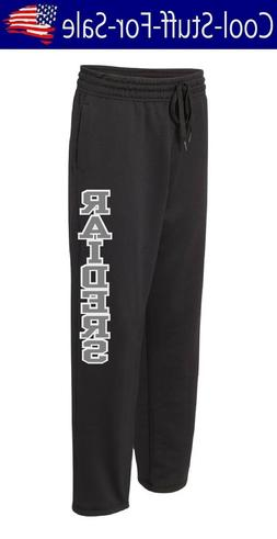 Oakland Raiders Football Unisex Performance Sweatpants with