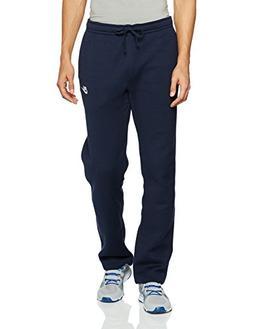 NIKE Sportswear Men's Open Hem Club Pants, Obsidian/White, M