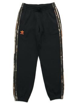 adidas Originals CAMO SWEATPANT Men's Black Apparel Yoga Out