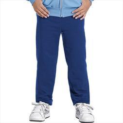 Hanes P450 Youth Comfort Blend Ecosmart Sweatpants Size - Ex