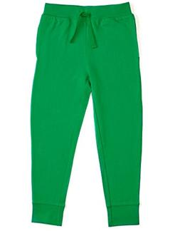 Leveret Boys Pants Green 6 Years