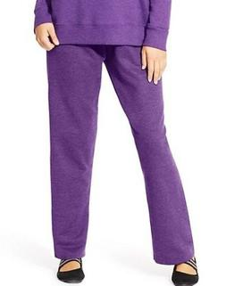 Just My Size Petite ComfortSoft EcoSmart Fleece Open-Hem Wom