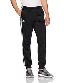 Champion Men's Powerblend Relaxed Bottom Fleece Pant, Black,