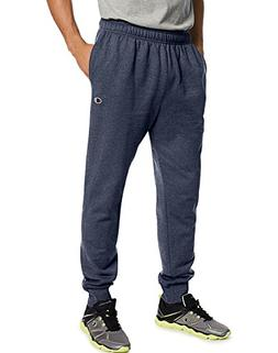 Champion Men's Powerblend Sweats Retro Jogger Pants Navy Hea
